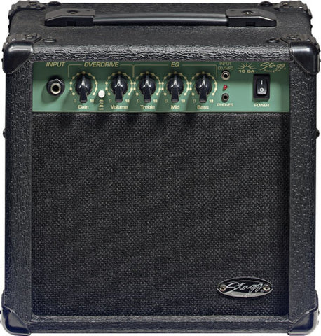 Stagg 10 GA Electric Guitar Amp Combo - Worcester Guitar Centre Guitar Shop