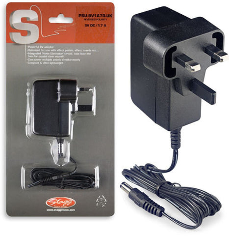Stagg 9V Power Supply Adapter