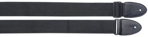 Stagg Nylon Guitar Strap Black - Worcester Guitar Centre Guitar Shop