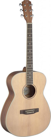 James Neligan Aslya Auditorium Acoustic Guitar - Worcester Guitar Centre Guitar Shop - 1