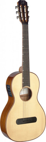 James Neligan Lismore Parlour Electro Acoustic Guitar - Worcester Guitar Centre Guitar Shop - 1
