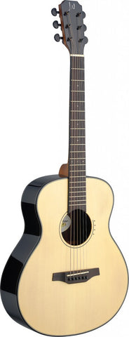 James Neligan Lyne Auditorium Travel Electro Acoustic Guitar - Worcester Guitar Centre Guitar Shop - 1