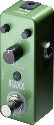 Blaxx Fuzz Mini Guitar Pedal - Worcester Guitar Centre Guitar Shop
