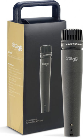 Stagg SDM70 Dynamic Instrument Microphone - Worcester Guitar Centre Guitar Shop