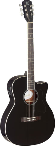 James Neligan BES-ACE-BK Acoustic Guitar - Black