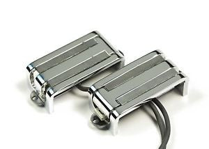 Lace Aluma P Bass Pickup in Chrome - Worcester Guitar Centre Guitar Shop