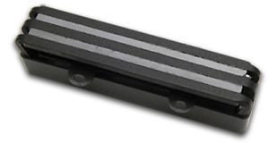 Lace Aluma J Bass Bridge Pickup in Black Anodised - Worcester Guitar Centre Guitar Shop