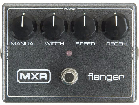 MXR M117 R Flanger Guitar Effects Pedal - Worcester Guitar Centre Guitar Shop