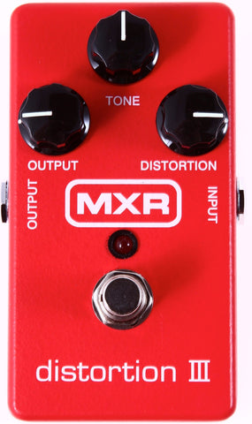 MXR M115 Distortion III Guitar Pedal - Worcester Guitar Centre Guitar Shop