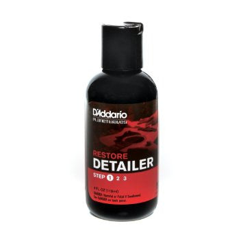 Planet Waves Deep Cleaning Polish Restore Detailer - Worcester Guitar Centre Guitar Shop