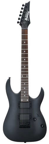 Ibanez GRGA32-BKF Electric Guitar Black Flat - Worcester Guitar Centre Guitar Shop