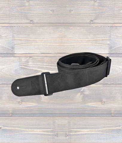 LeatherGraft Guitar Strap XL - Black