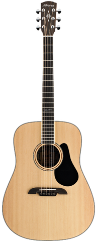 Alvarez AD60 Dreadnought Acoustic Guitar Natural - Worcester Guitar Centre Guitar Shop
