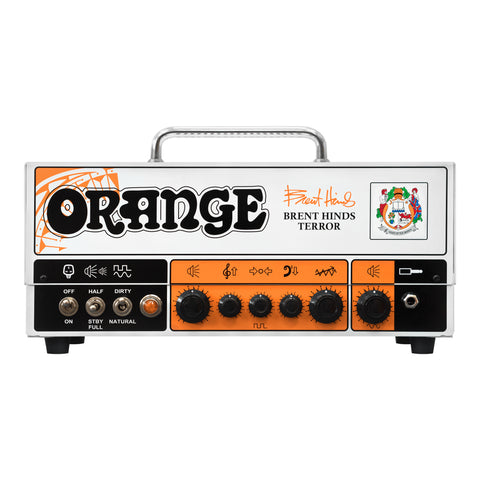 Orange Brent Hinds Terror Guitar Amplifier Head - Front