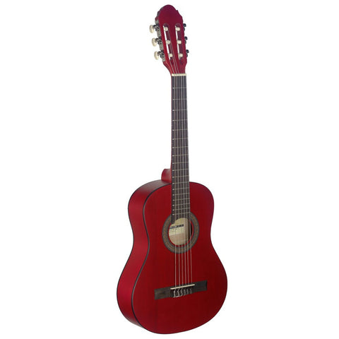 Stagg C430 3/4 Classical Guitar Red