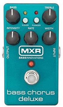 MXR M83 Bass Chorus Deluxe Guitar Effects Pedal - Worcester Guitar Centre Guitar Shop