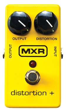 MXR M104 Distortion Guitar Effects Pedal - Worcester Guitar Centre Guitar Shop