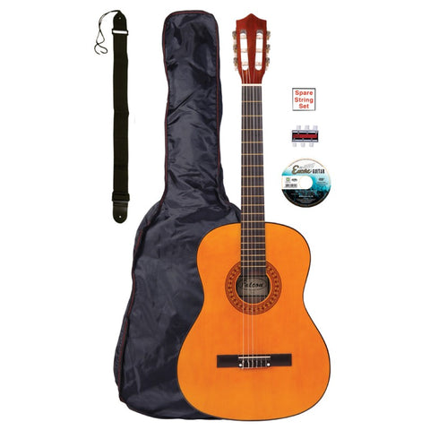 Falcon FL44 Beginners Acoustic Guitar Package