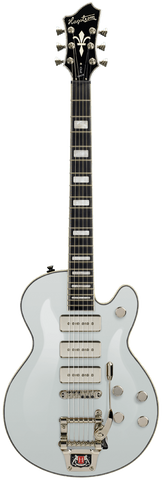Hagstrom Tremar Super Swede Electric Guitar White