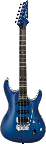 Ibanez SA360QM Electric Guitar Sapphire Blue Burst - Worcester Guitar Centre Guitar Shop