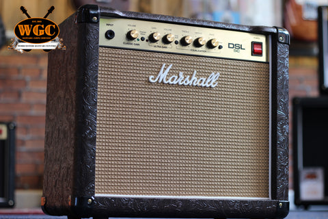 Marshall DSL5CCW Paisley Tolex (Pre-Owned)