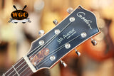Godin 5TH Avenue CW Kingpin II Cognac Burst Archtop Guitar EX-DEMO - Worcester Guitar Centre Guitar Shop - 2