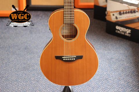 Takamine G Series EG Mini Electro Acoustic Guitar Pre-Used - Worcester Guitar Centre Guitar Shop - 1
