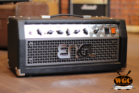 ENGL Thunder 50 50w Amplifier Head (Pre-Owned)