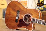 Gibson Songwriter Deluxe Koa 2011 Pre-Used
