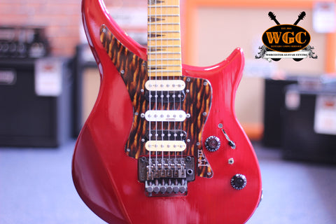 Gibson MIII Deluxe Electric Guitar Cherry 1991 Pre-Used - Worcester Guitar Centre Guitar Shop - 1