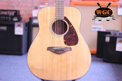 Yamaha FG700S Solid Top Acoustic Guitar Pre-Used - Worcester Guitar Centre Guitar Shop - 1