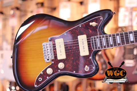 Revelation RJT-60 Electric Guitar Vintage Sunburst - Worcester Guitar Centre Guitar Shop - 1