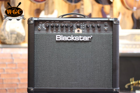 Blackstar ID 30 TVP Combo Pre-Used *MINT* - Worcester Guitar Centre Guitar Shop - 1