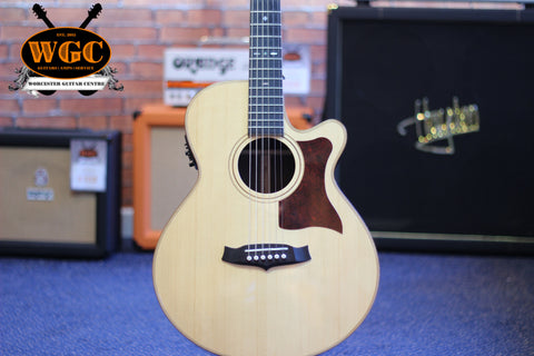 Tanglewood TW45H SRB Acoustic Guitar Pre-Used - Worcester Guitar Centre Guitar Shop - 1