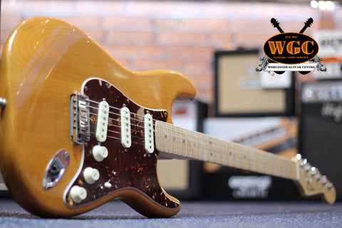 Fender American Deluxe Stratocaster Pre-Used - Worcester Guitar Centre Guitar Shop - 1