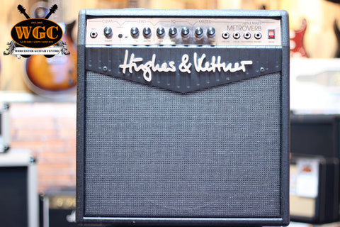 Huges and Kettner Metroverb Guitar Amplifier Pre-Used - Worcester Guitar Centre Guitar Shop - 1