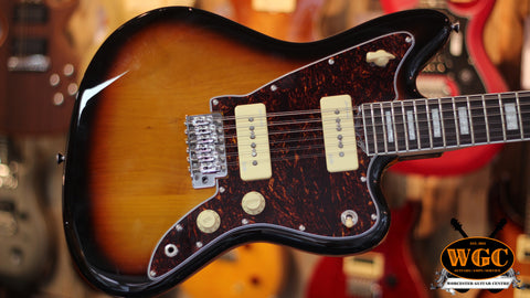Revelation RJT-60 12 String Jazzmaster Electric Guitar - Worcester Guitar Centre Guitar Shop - 1