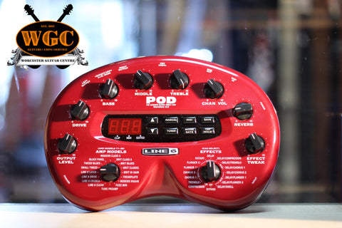 Line 6 POD 2.0 Effects Unit (Pre-Owned)