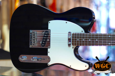 Fender Squier Standard Series Telecaster Metallic Black Pre-Used