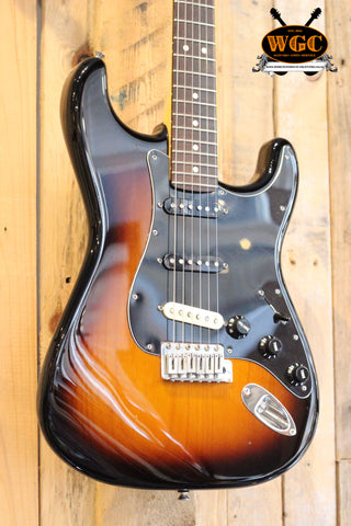 Fender 2015 American Special Stratocaster Sunburst (Pre-Owned)