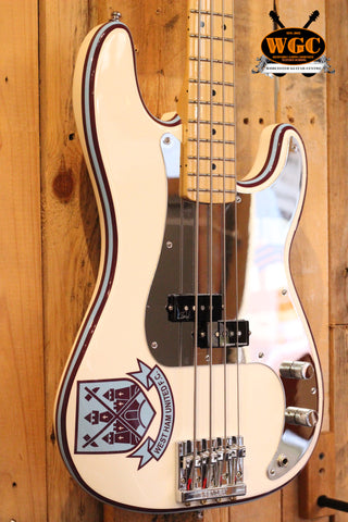 Fender Steve Harris Signature Precision Bass *MINT* (Pre-Owned)