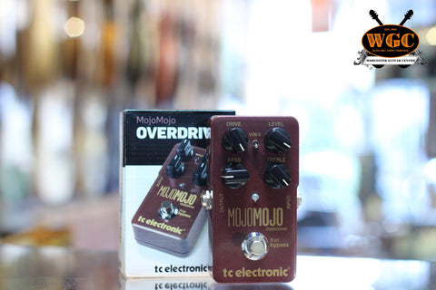 Tc Electronic MojoMojo Overdrive Pedal (Pre-Owned)