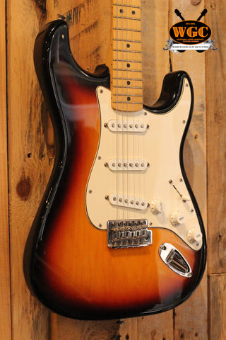 Fender Standard Stratocaster Mexico (Pre-Owned) With Bag