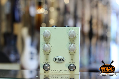 T-rex Bass Juice Bass Pedal (Pre-Owned)