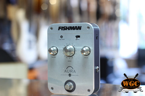 Fishman Aura Acoustic Imaging Pedal (Pre-Owned)