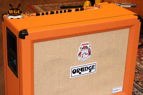 Orange Crush Pro CR120C Combo (Pre-Owned)