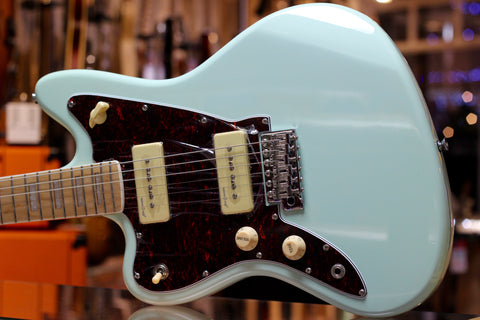 Revelation RJT-60 Left Handed Electric Guitar Sea Foam Green