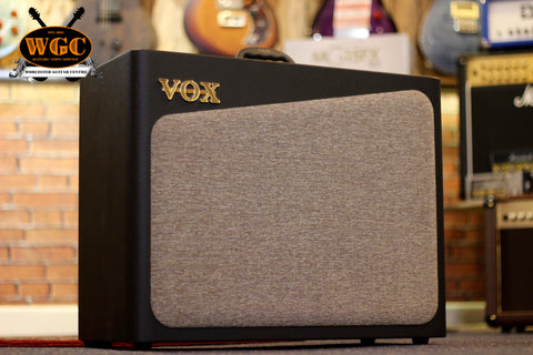 Vox AV60 Combo Amplifier w/ VFS5 Footswitch and Cover (Pre-Owned)