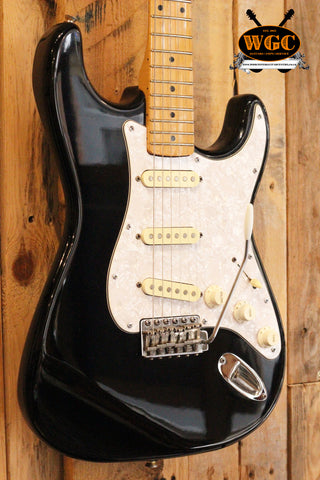 Fender Squier 1987 Korean Stratocaster Black (Pre-Owned)