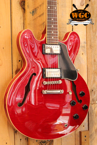 Gibson ES335 Cherry Flame 2005 (Pre-Owned)